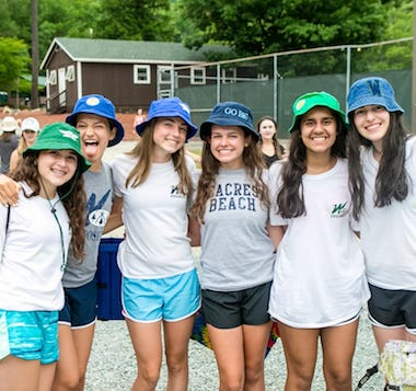 Teen summer sleepaway camps your